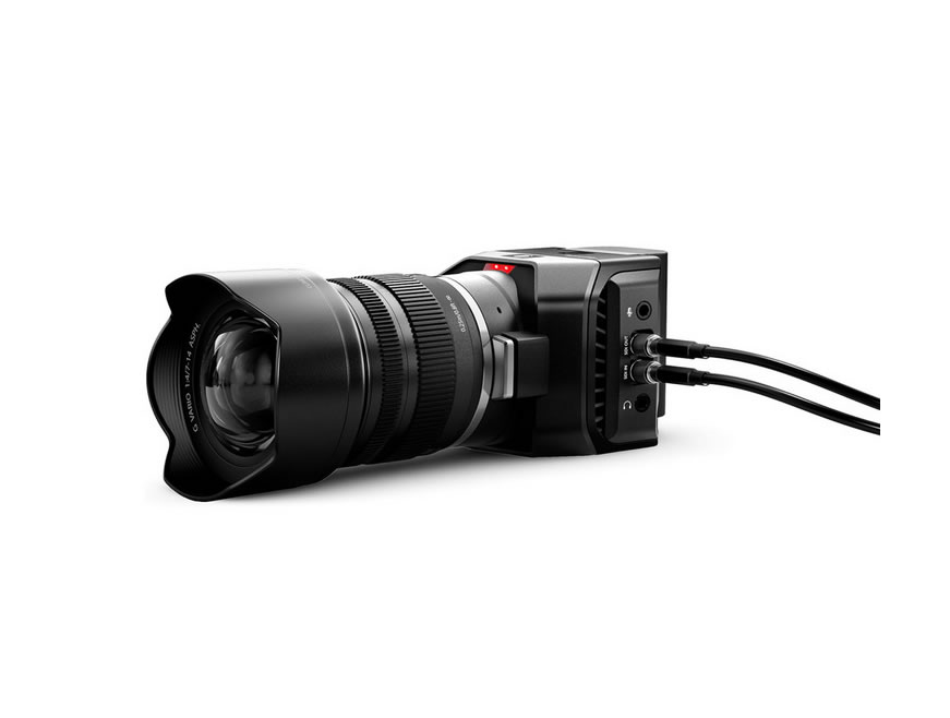 Blackmagic Rental Camera