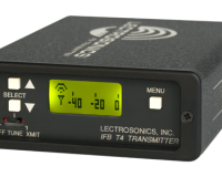 IFBT4 Frequency-Agile Compact IFB Transmitter
