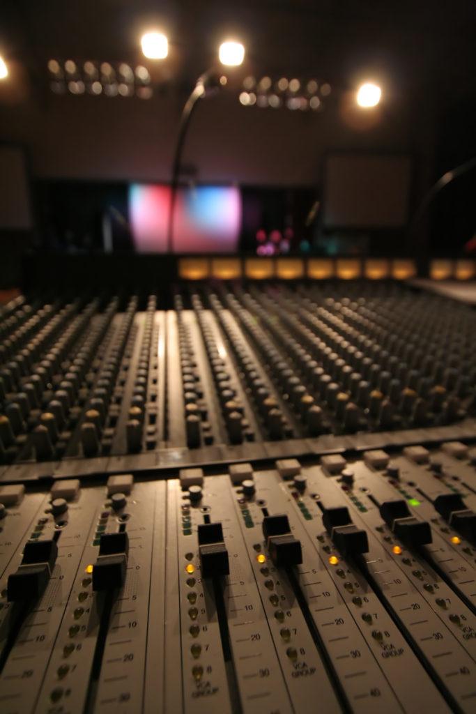 production equipment & camera rental