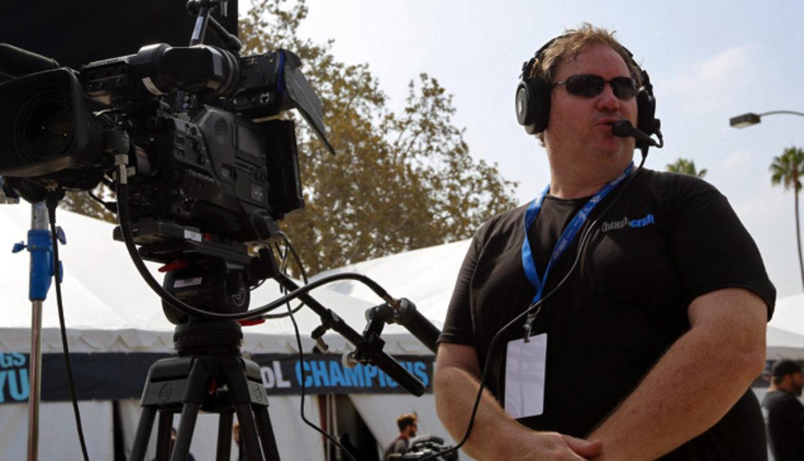 Russell Spud Murphy, Technical Supervisor