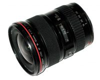 CANON EF 16-35MM F2.8 WIDE ANGLE ZOOM LENS