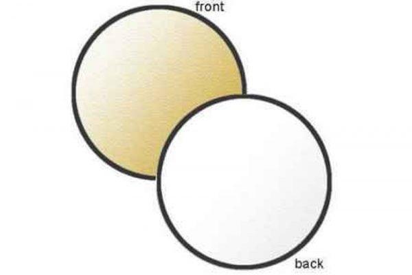 GOLD/WHITE FLEX FILL
