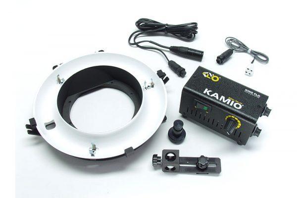 KINO FLO KAMIO 6-DIMMING-1 RINGLIGHT