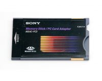 SONY MEMORY STICK/PC CARD ADAPTER MSAC-PC2