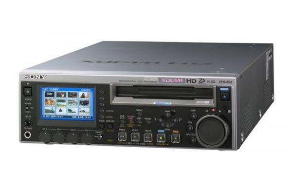 SONY PDW-F75 XDCAM