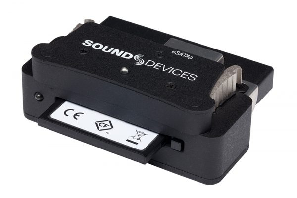 SOUND DEVICES PIX-CADDY CF