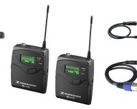 SENNHEISER EW100 G2 WIRELESS MIC KIT