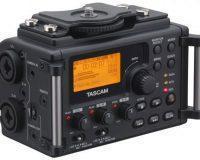 TASCAM DR-60D 4-CHANNEL RECORDER