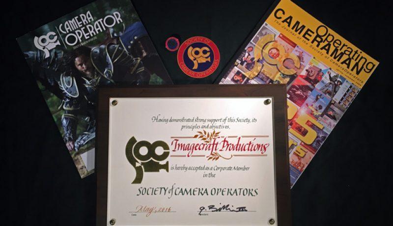 The Society of Camera Operators (SOC)